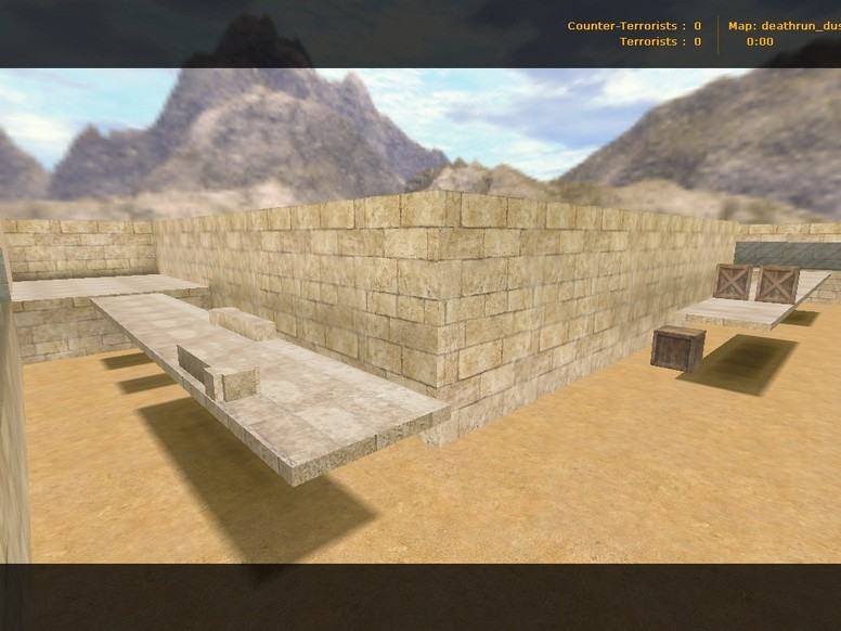 «deathrun_dust2011» для CS 1.6
