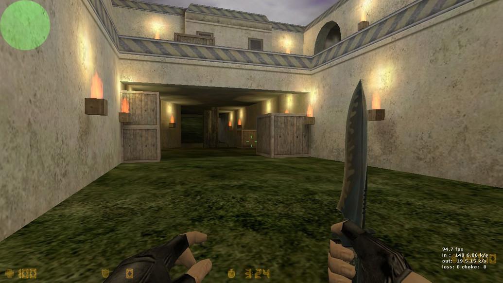 «deathrun_dust_click21» для CS 1.6