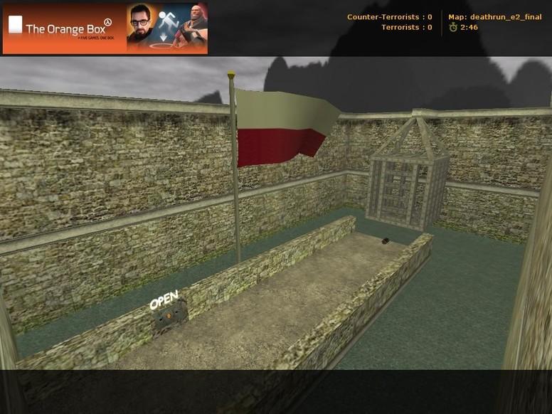 «deathrun_e2_final» для CS 1.6
