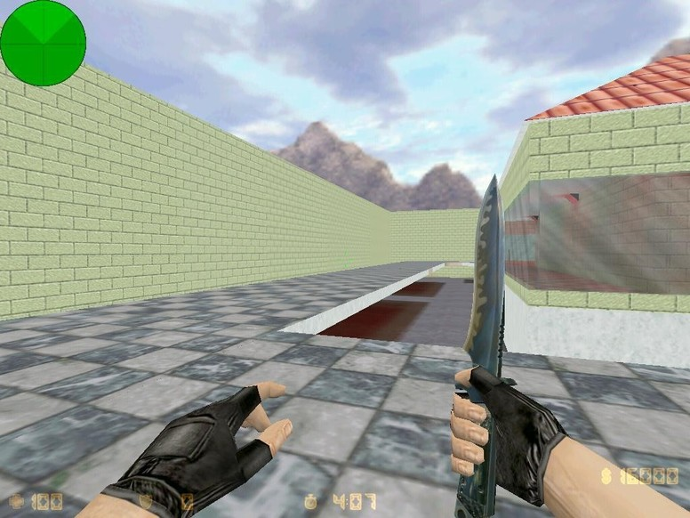 «deathrun_easy_v2» для CS 1.6
