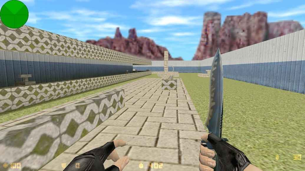 «deathrun_easyone» для CS 1.6