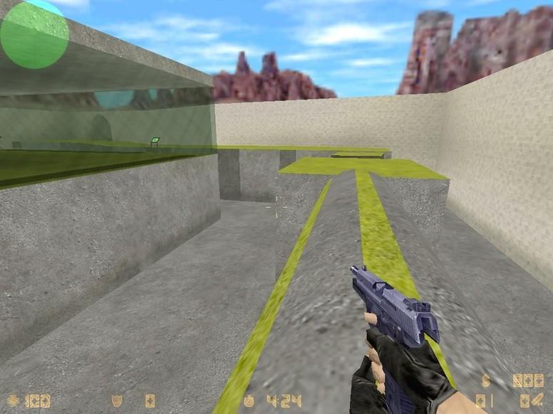 «deathrun_elite_b3» для CS 1.6