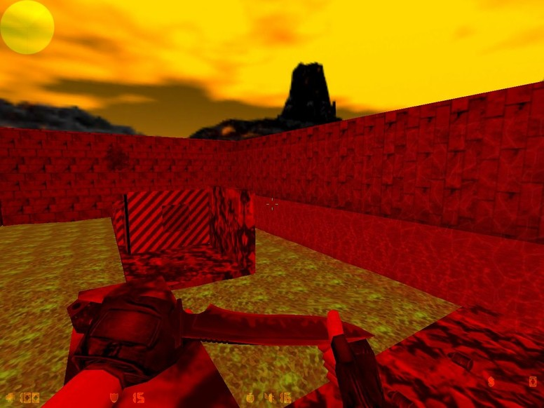 «deathrun_enfer» для CS 1.6