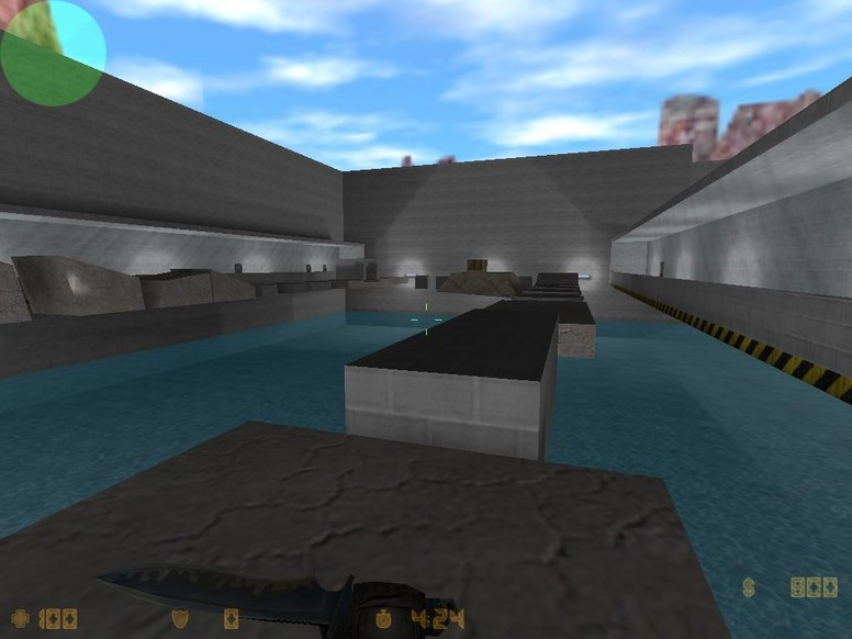 «deathrun_epicfeil» для CS 1.6