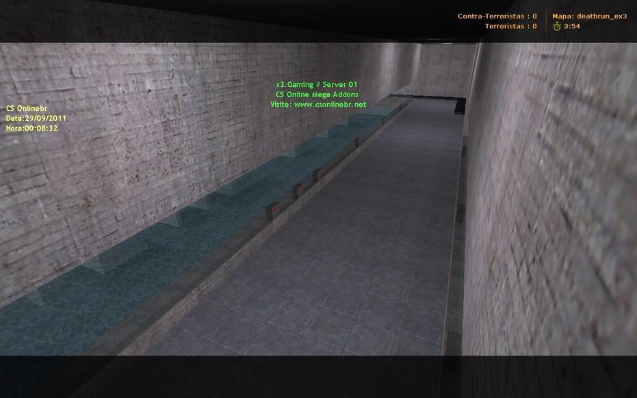 «deathrun_ex3» для CS 1.6
