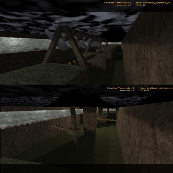 «deathrun_extreme_v2» для CS 1.6