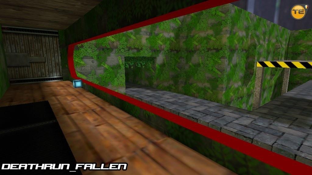 «deathrun_fallen» для CS 1.6