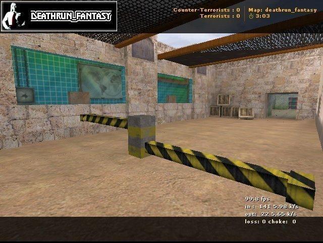 «deathrun_fantasy» для CS 1.6