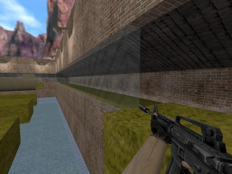 «deathrun_farm» для CS 1.6