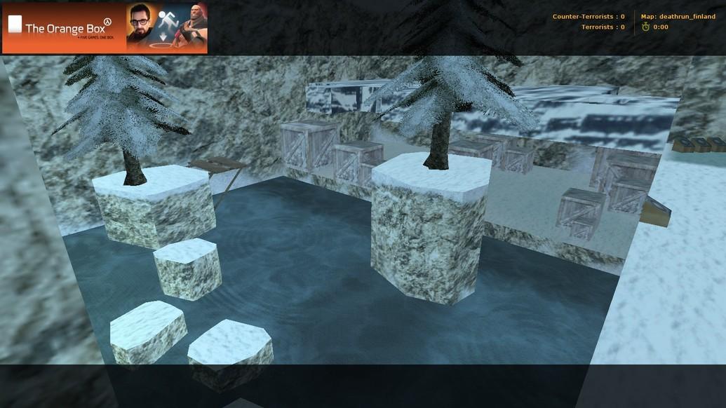 «deathrun_finland» для CS 1.6