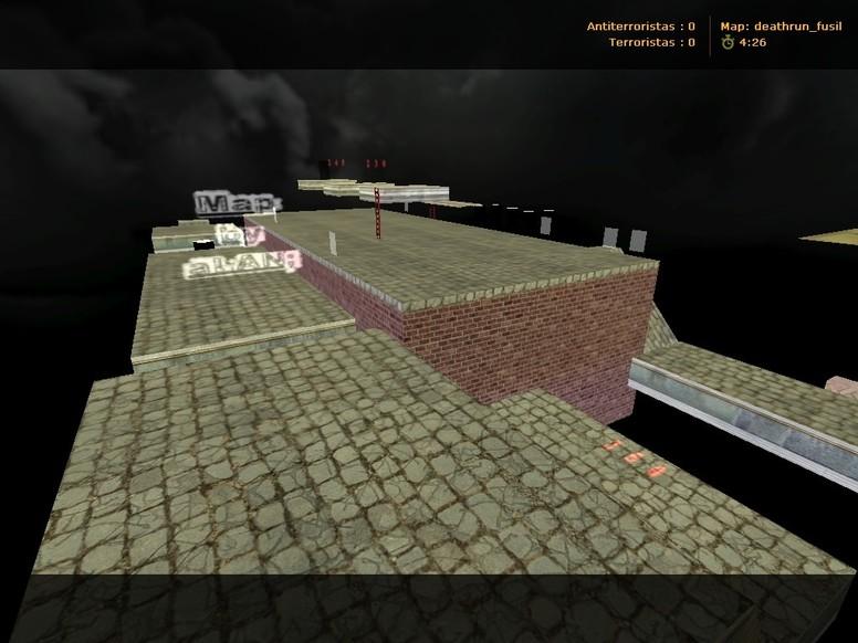«deathrun_fusil» для CS 1.6