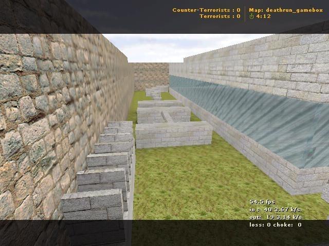 «deathrun_gamebox» для CS 1.6