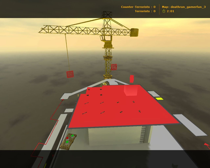 «deathrun_gamerfun_3» для CS 1.6