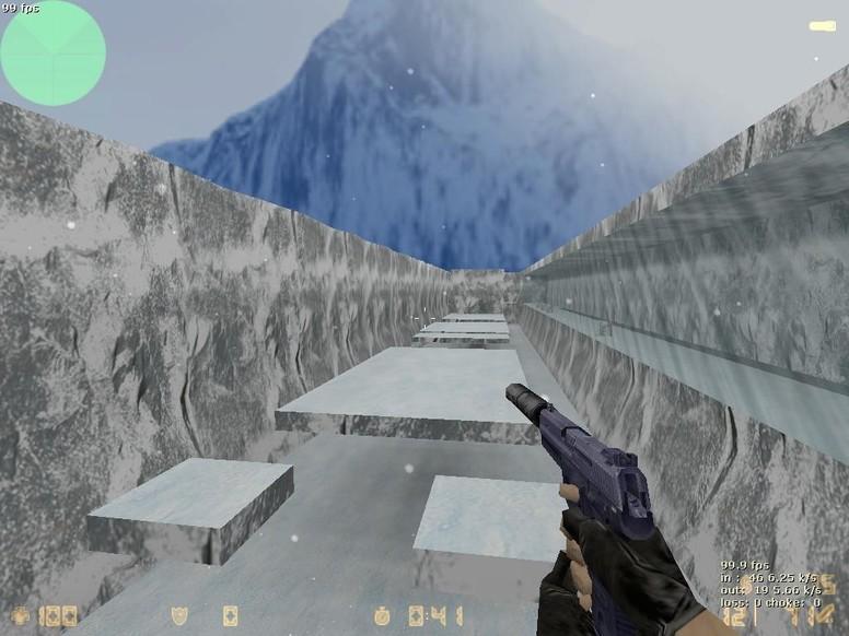 «deathrun_gb_winter_final4» для CS 1.6