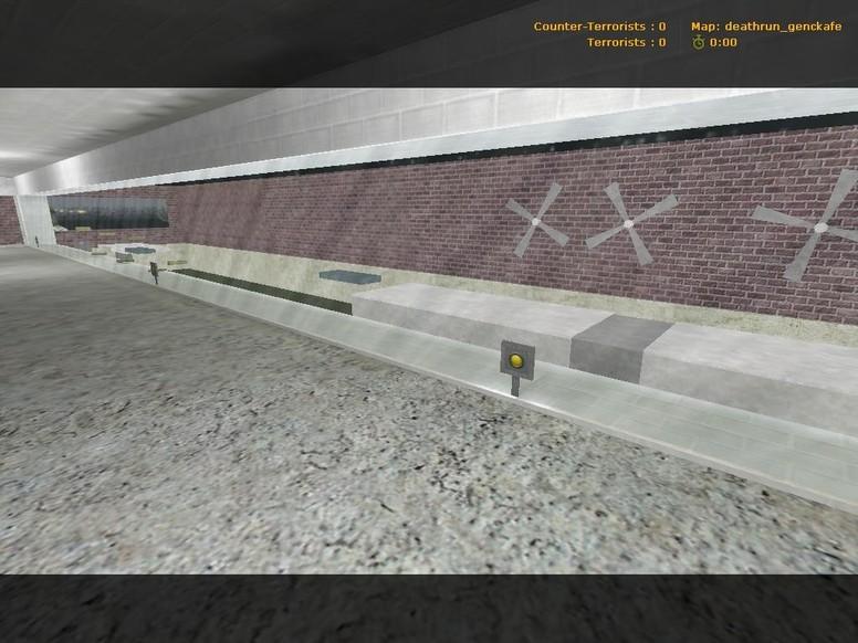 «deathrun_genckafe» для CS 1.6