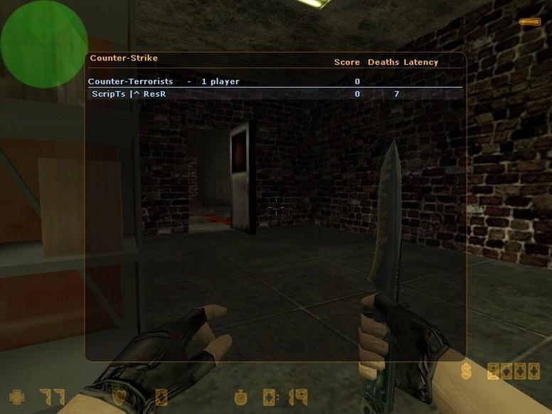 «deathrun_ghost_town» для CS 1.6