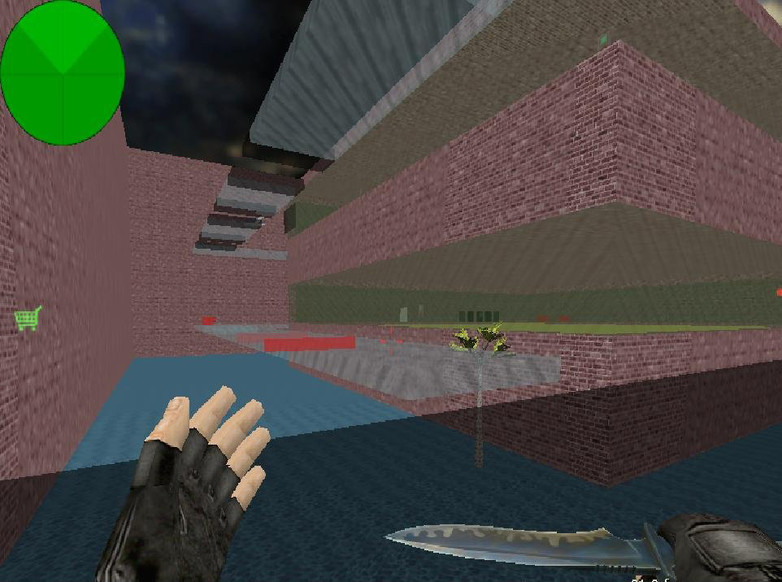 «deathrun_glass_d3d» для CS 1.6