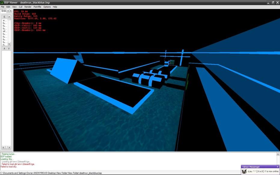 «deathrun_glowblue_final» для CS 1.6
