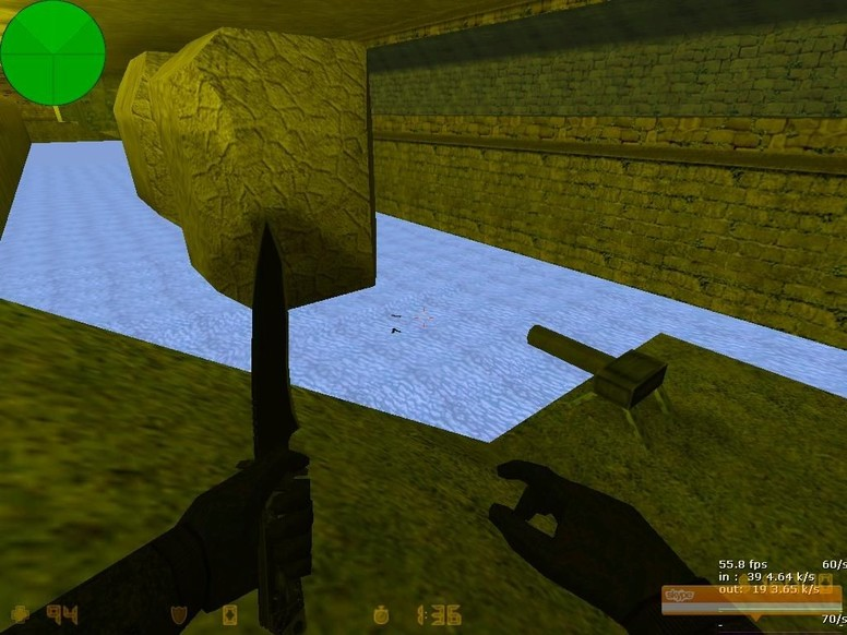 «deathrun_gotoarmy» для CS 1.6