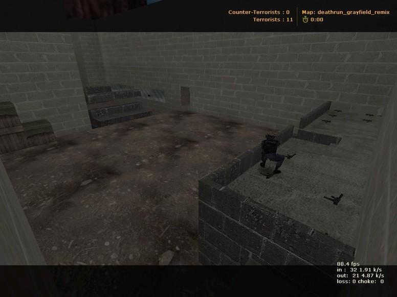 «deathrun_grayfield_remix» для CS 1.6