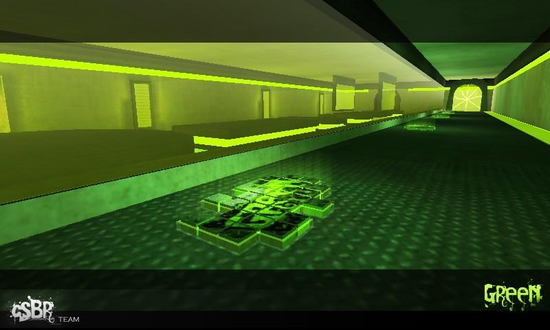 «deathrun_green!_csbr» для CS 1.6