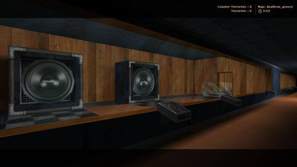 «deathrun_groovy» для CS 1.6