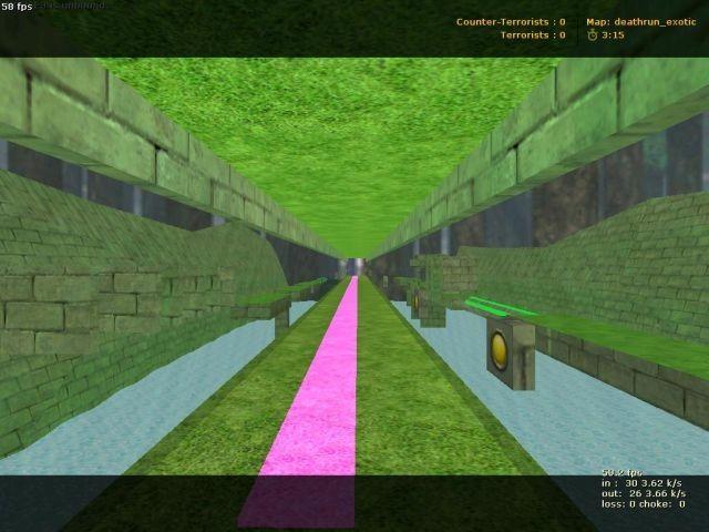 «deathrun_grworld» для CS 1.6