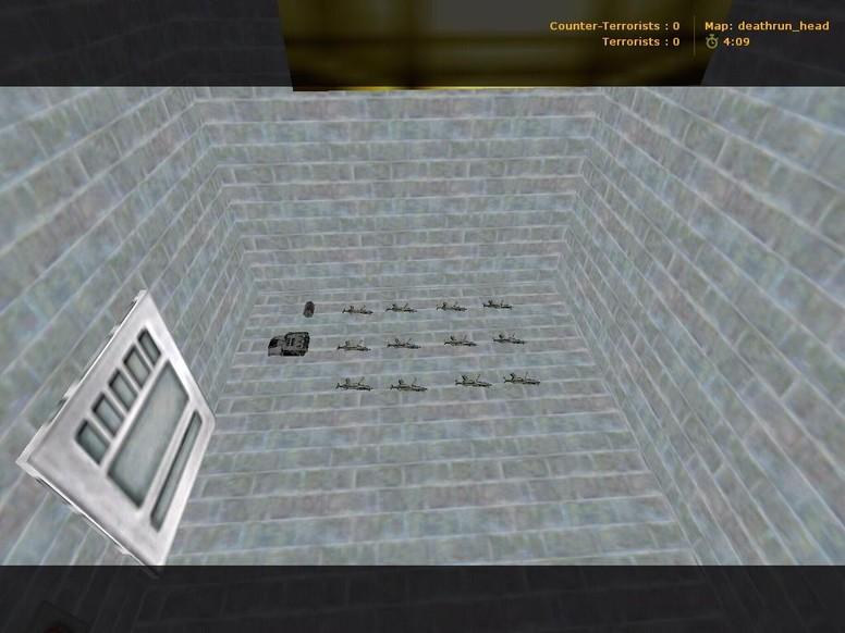 «deathrun_head» для CS 1.6