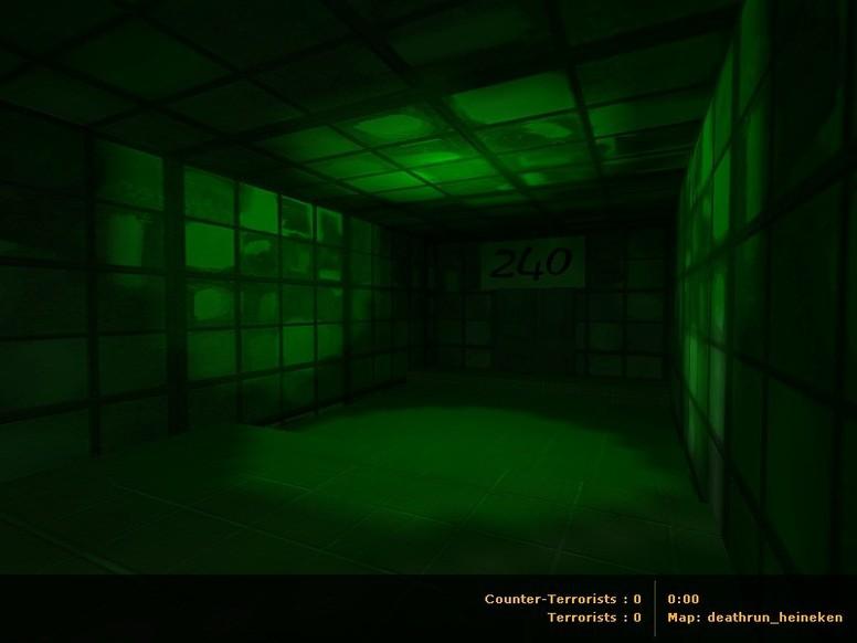 «deathrun_heineken» для CS 1.6