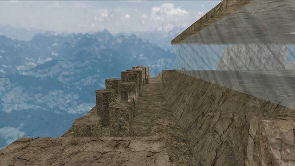 «deathrun_highland» для CS 1.6