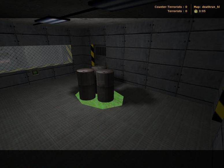 «deathrun_hl» для CS 1.6