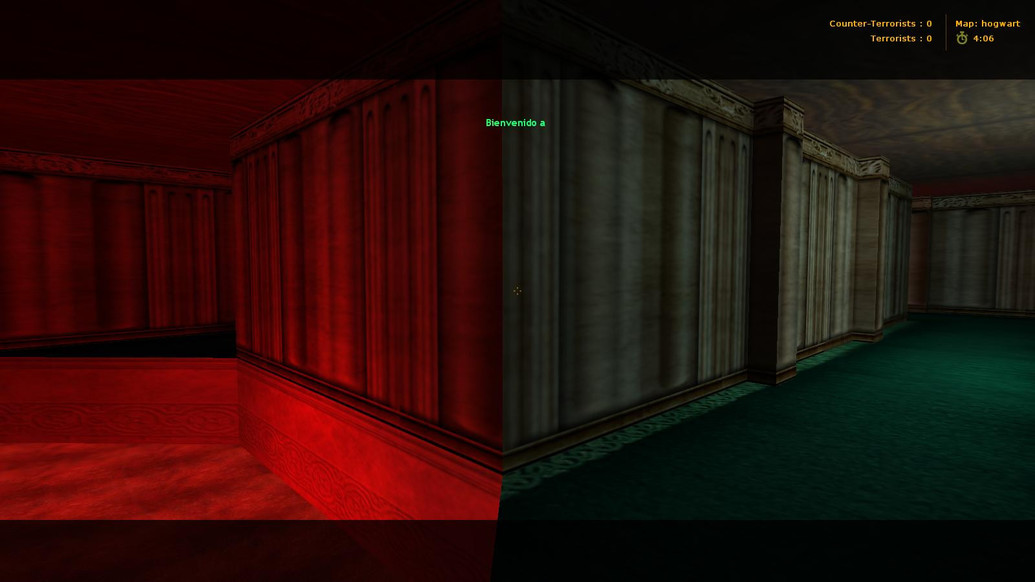 «deathrun_hogwarts» для CS 1.6