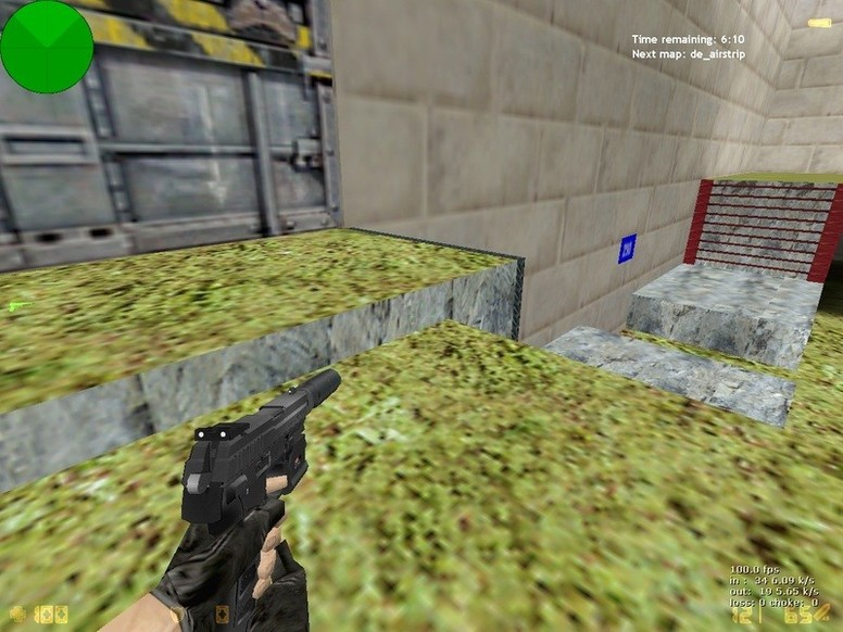 «deathrun_holy_rain_fix» для CS 1.6