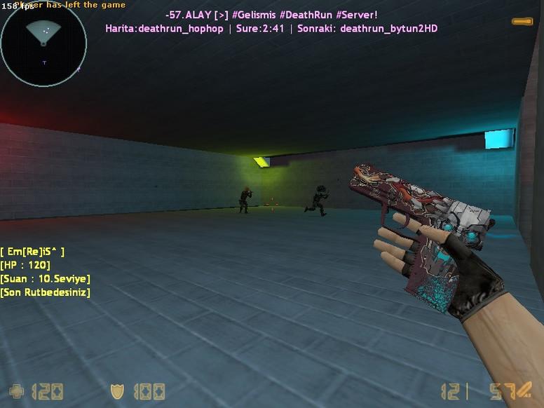 «deathrun_hophop» для CS 1.6
