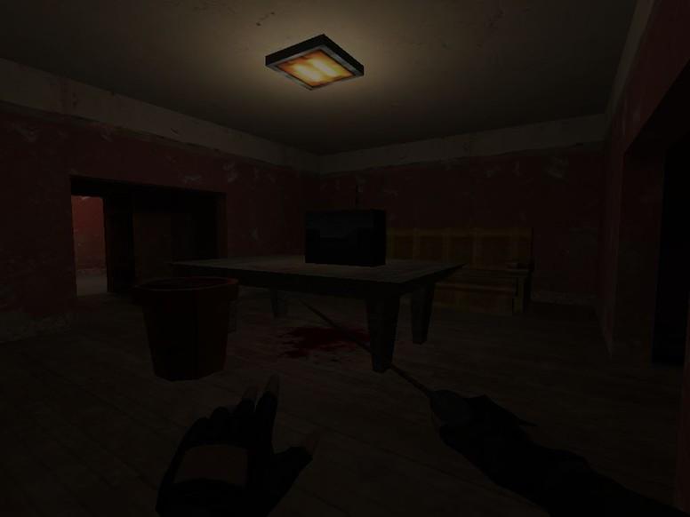 «deathrun_horror» для CS 1.6
