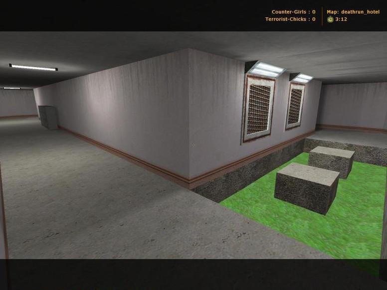 «deathrun_hotel» для CS 1.6