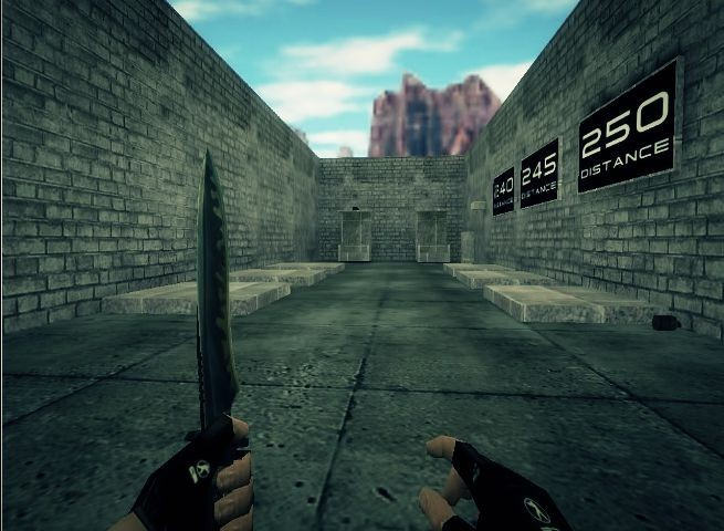«deathrun_humanly_free» для CS 1.6