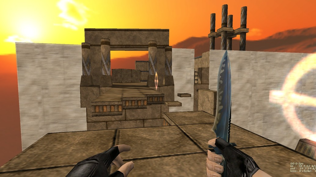 «deathrun_icarus2» для CS 1.6