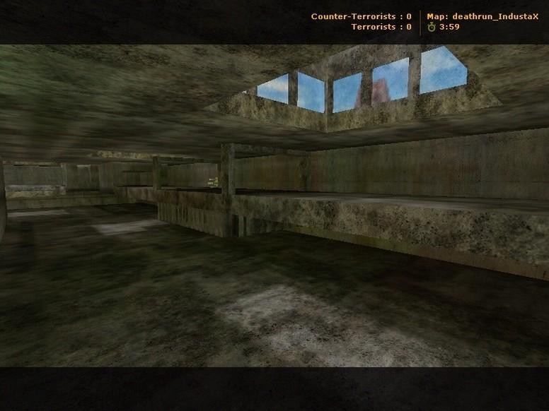 «deathrun_industax» для CS 1.6