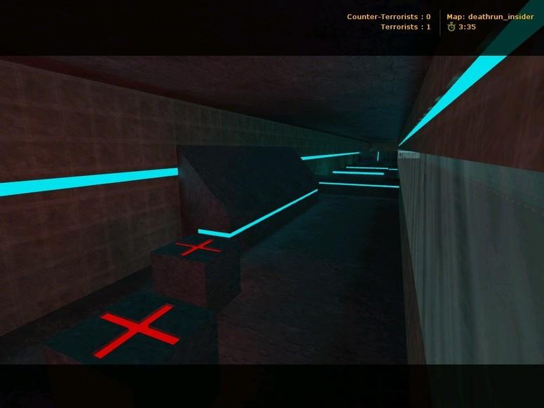 «deathrun_insider» для CS 1.6