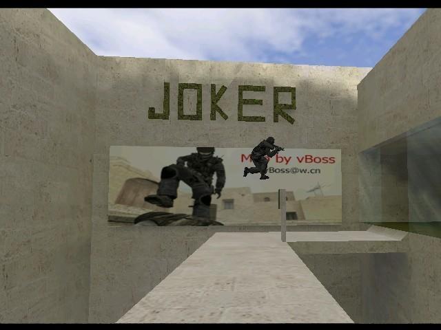 «deathrun_joker1» для CS 1.6
