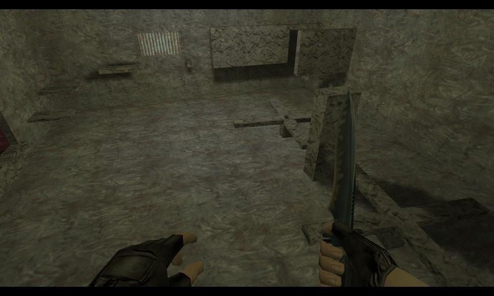 «deathrun_kazz_level_x» для CS 1.6