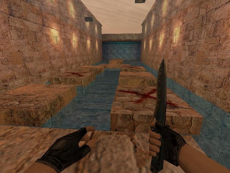 «deathrun_kolor_v2» для CS 1.6