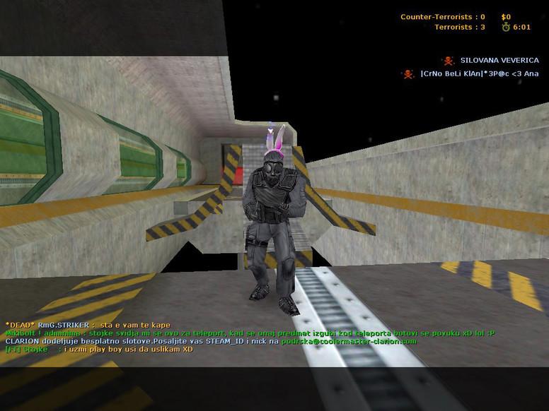 «deathrun_lab16_b» для CS 1.6
