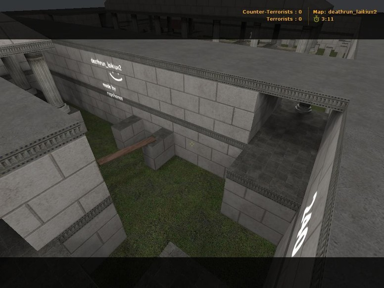 «deathrun_laikiux2» для CS 1.6