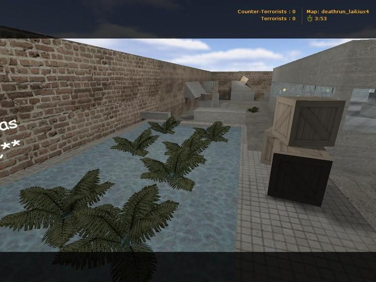 «deathrun_laikiux4» для CS 1.6