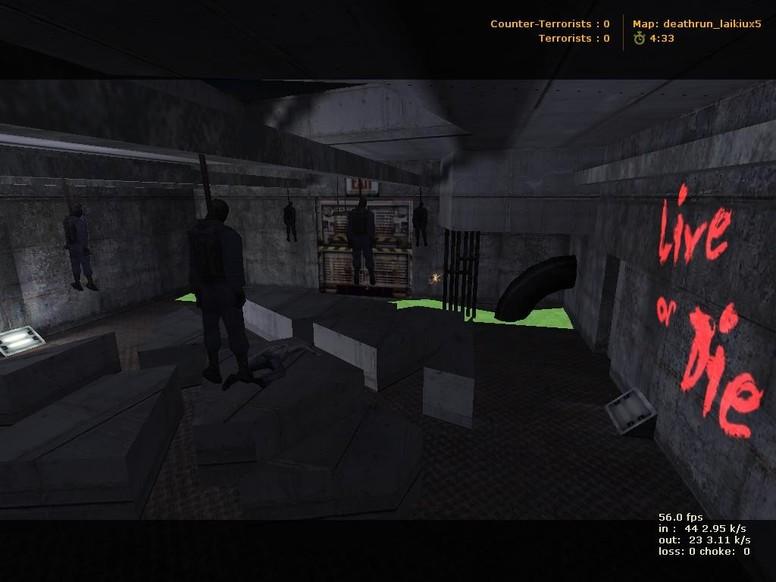«deathrun_laikiux5» для CS 1.6