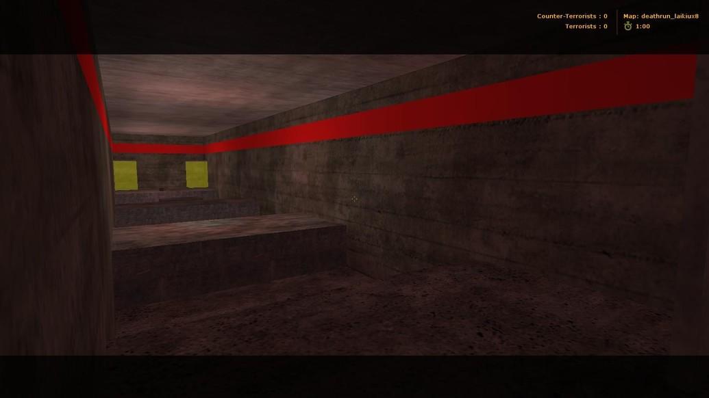 «deathrun_laikiux8» для CS 1.6
