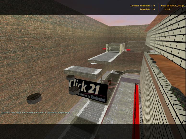 «deathrun_letsgo_click21» для CS 1.6