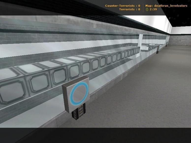 «deathrun_levelcolors» для CS 1.6